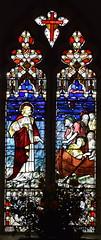 Christ walks on water (Edward Frampton, 1865)