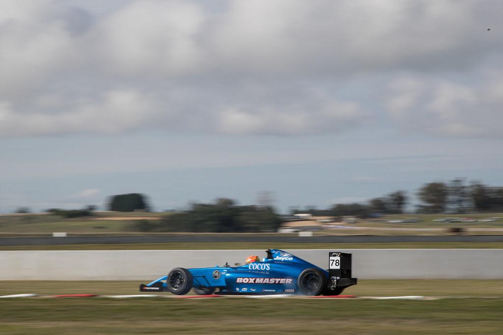 2018 Formula 4: Symmons Plains