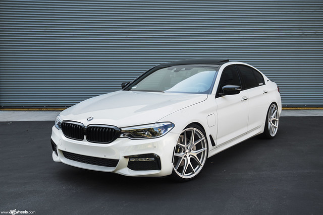 BMW G30 E30 - Satin Silver M580