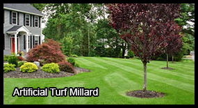 artificial turf millard