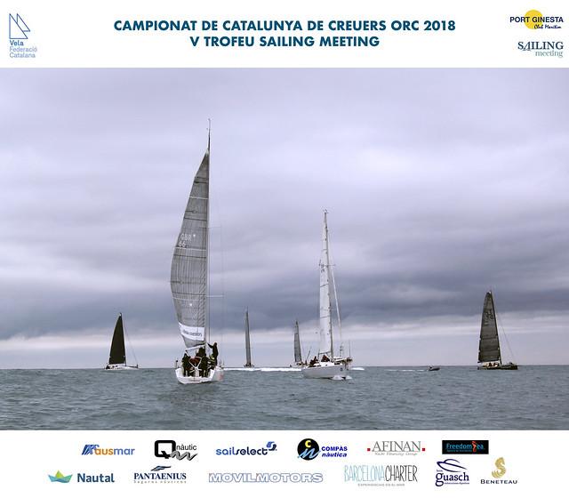 Campionat de Catalunya de Creuers ORC 2018