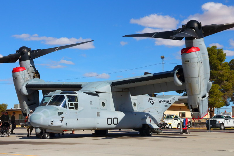 IMG_9322 MV-22B Osprey, MCAS Yuma Air Show