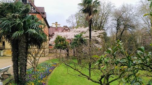 En el Palacio de Miramar ya es primavera