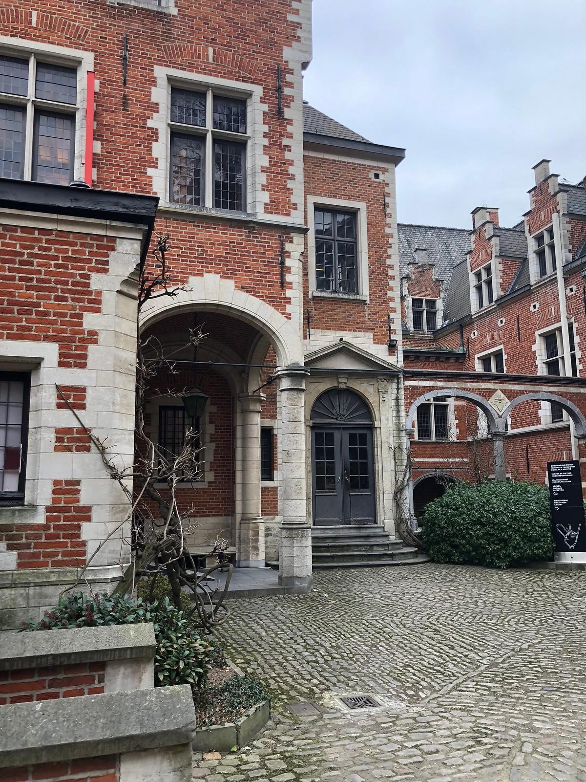 Una preciosa casa de Bruselas