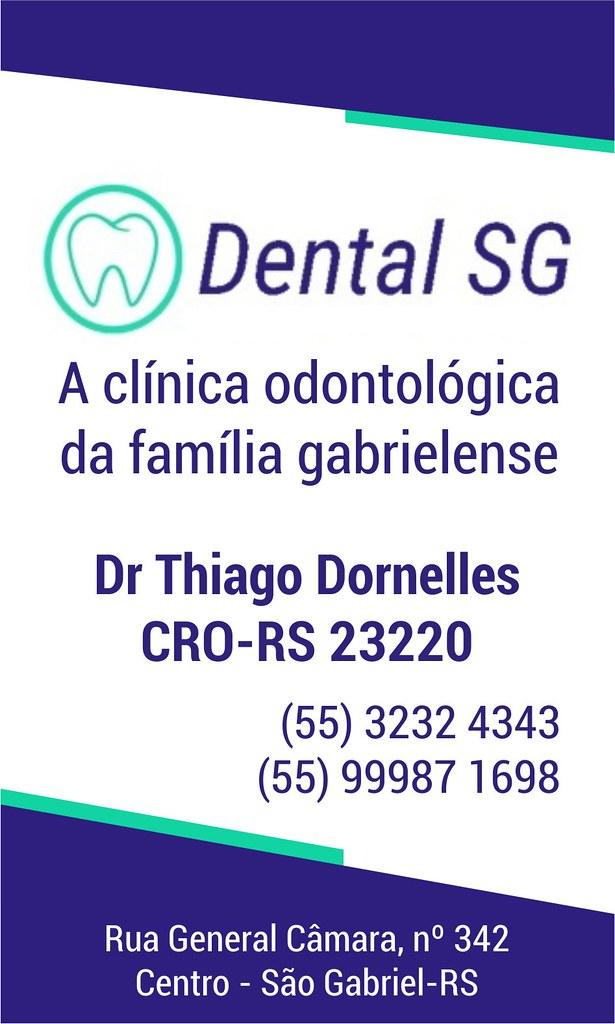 Dental SG - A clínica odontológica da família gabrielense