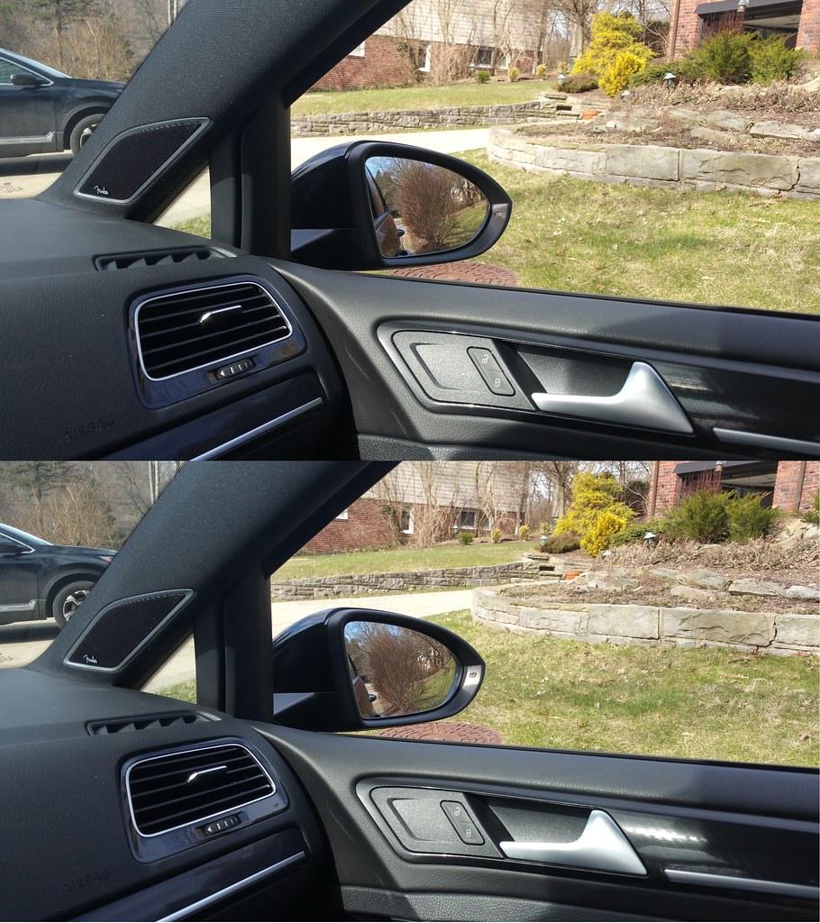VWVortex com - Power Folding Mirrors for 2018 Golf R