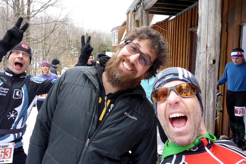 Pre Race Selfie