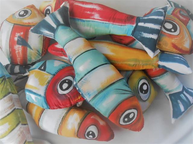 Textiles coussins