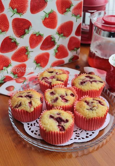 çilekli muffin (6)