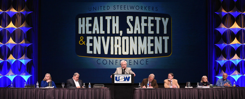 2018 USW Health & Safety Conference-DAY ONE