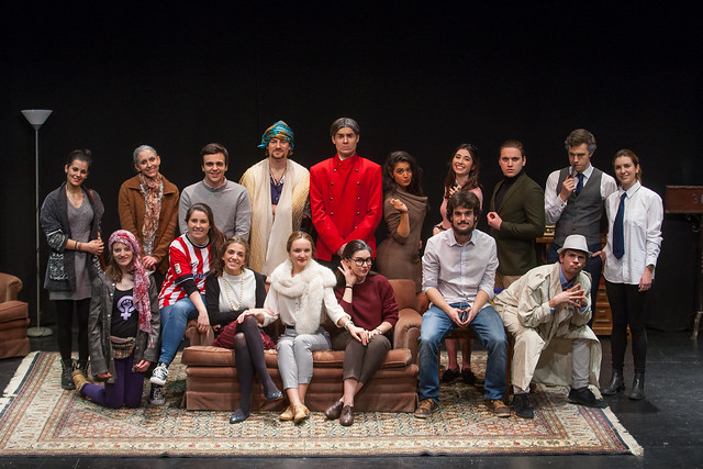 XX Quincena de Teatro Universitario