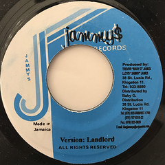 HALF PINT:MR. LANDLORD(LABEL SIDE-B)