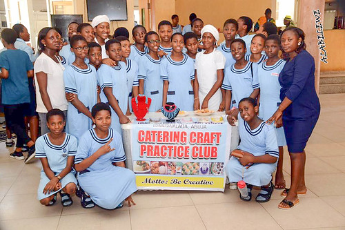 The celebration of the Festival of Clubs and Societies was held in Louisville Secondary School, Abuja, on March 3, 2018.