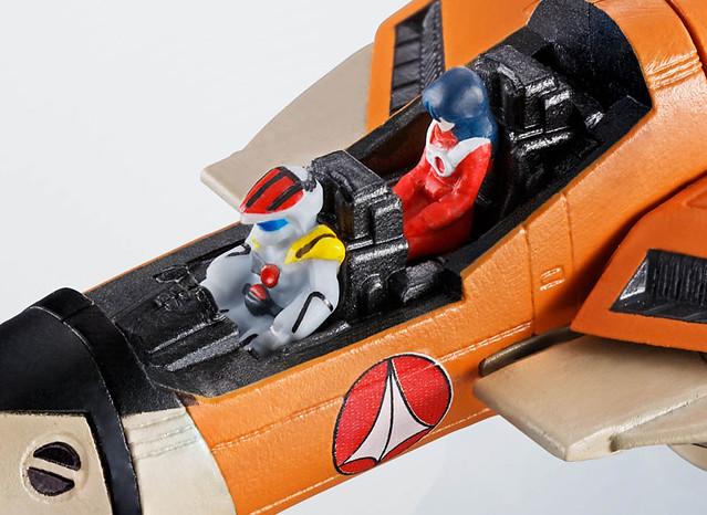 HI-METAL R 《超時空要塞:愛‧還記得嗎》VT-1 「Super Ostrich」!スーパーオストリッチ