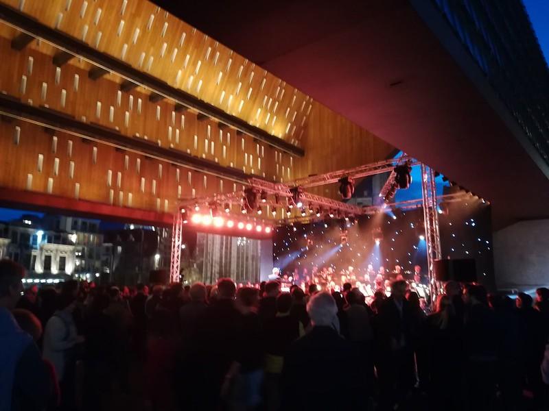 Concierto en Stadhall