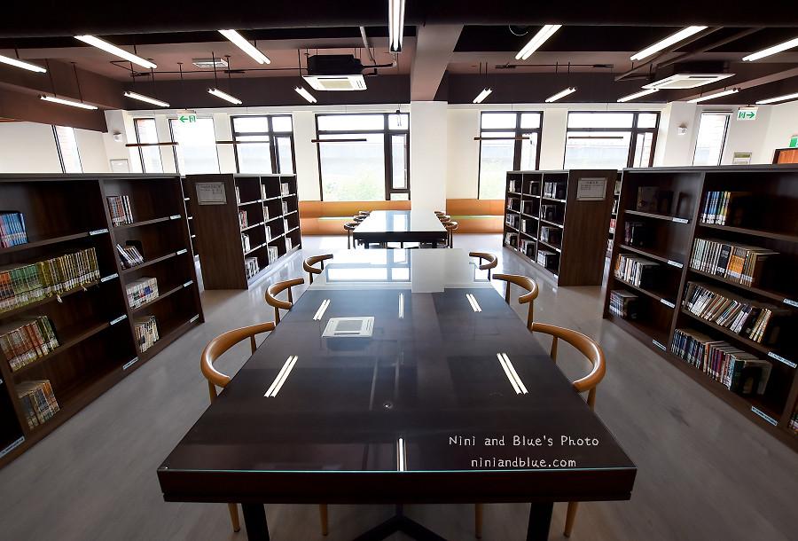 台中市立圖書館溪西分館.台中圖書館11