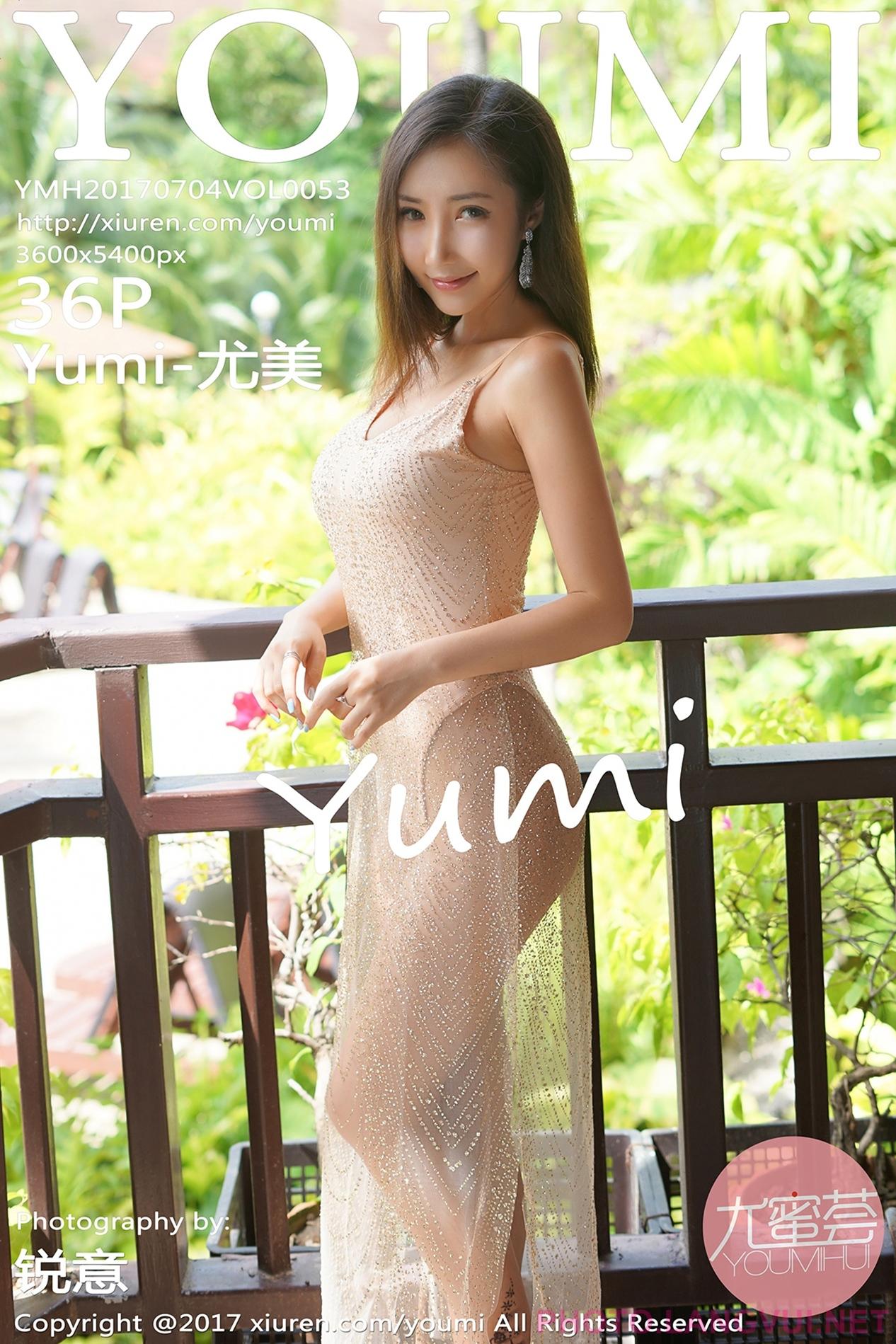 YouMi Vol 053 Yumi
