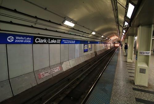Dearborn Street Underground