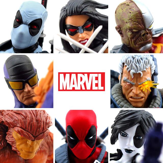 史上最胡鬧的超級反英雄終於回來啦!孩之寶漫威傳奇系列「死侍」 開箱報告 MARVEL LEGENDS