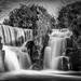 Penllergaer Falls by Kenaz.24