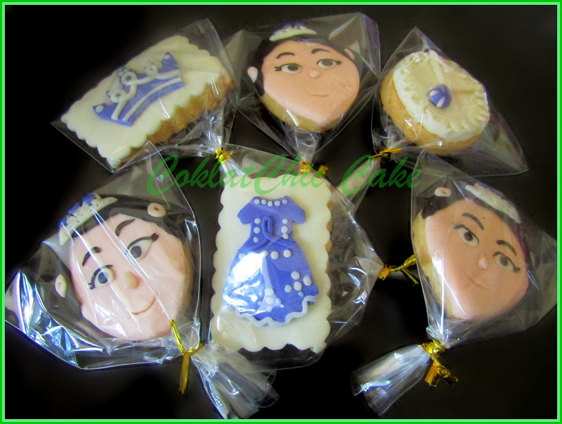 Cookies tema Sofia
