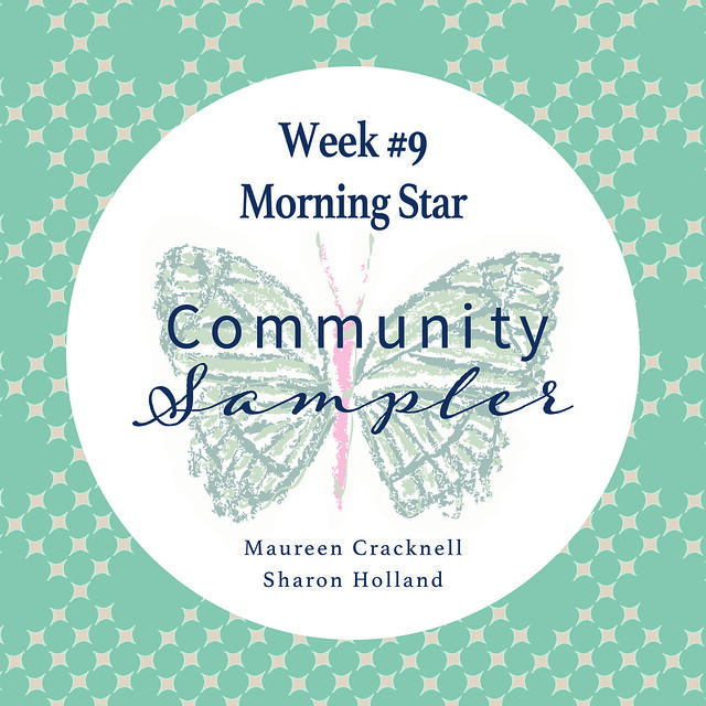 Community Sampler Week No. 9