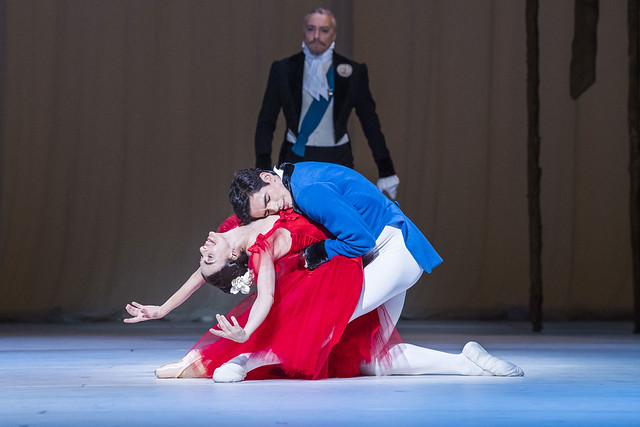 Alessandra Ferri and Federico Bonelli in Marguerite and Armand © ROH, 2018. Photographed by Tristram Kenton