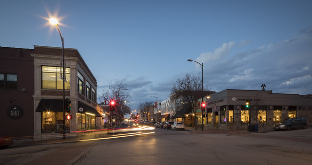 Ninth & Cherry Streets
