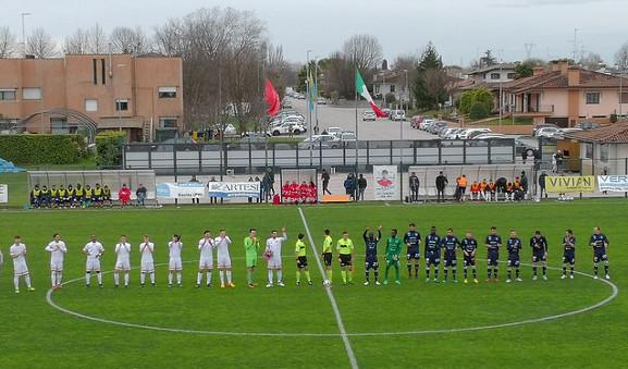 Tamai-Virtus Verona 1-2: Grbac-De Marchi, festa rossoblu!