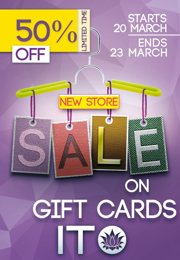 ITO-Gift Card Sale