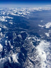 The first time I saw Mont Blanc