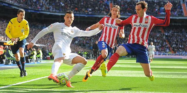 Produktivitas Kandang Real Madrid Akan Dihadapkan Dengan Atletico Madrid