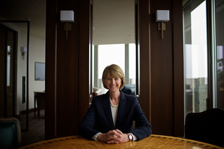 Mon, 04/09/2018 - 14:53 - A photograph of SUNY Chancellor Johnson