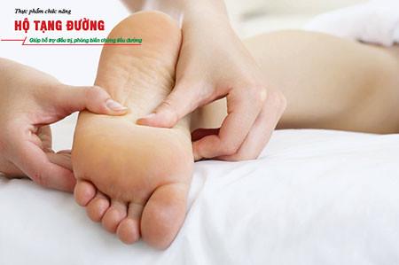 Chăm sóc chân là cách phòng biến chứng thần kinh ngoại biên của bệnh tiểu đường hiệu quả