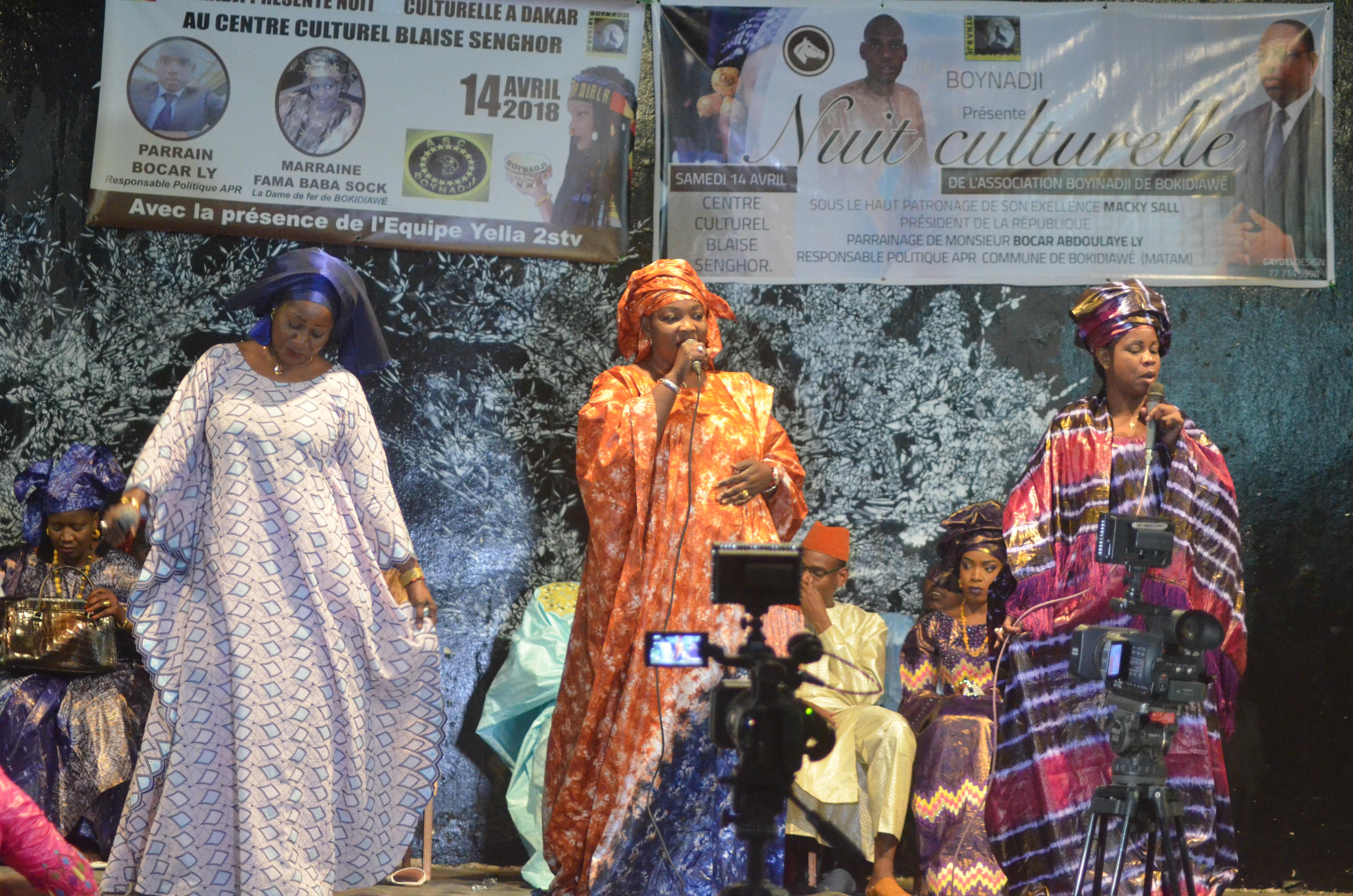 Première Edition soirée culturelle de l'Association Boyinadji Ma fierté de Bokidiawé, le parrain Bocar Abdoulaye Ly appelle à l'union des cœurs (27)