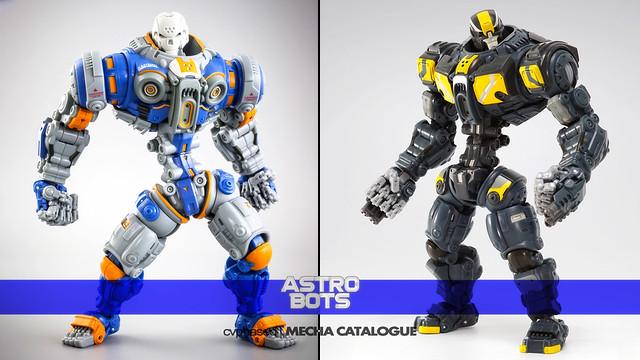 Astro Bots - Apollo & Argus