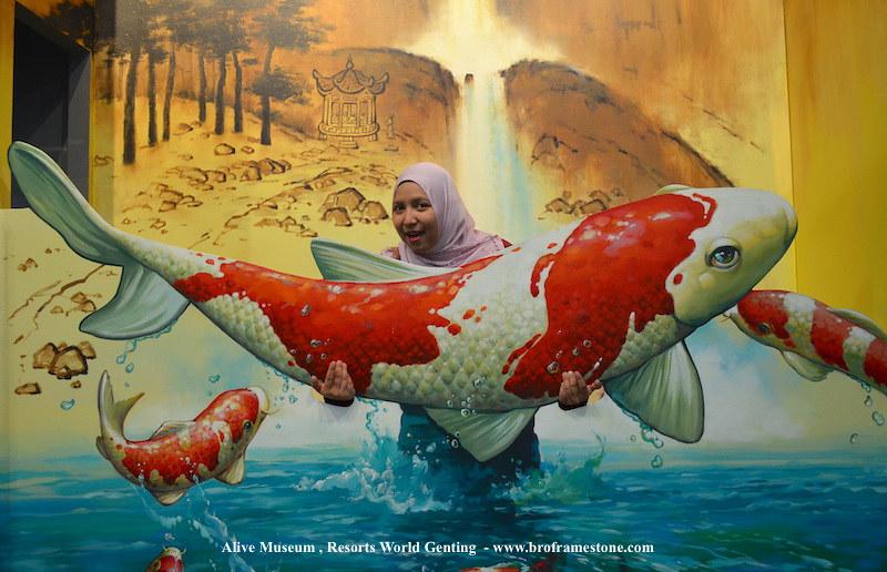 Alive Museum, Sky Avenue Resorts World Genting Highlands