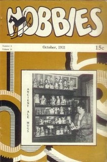 HOBBIES 1931-OCT