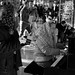 Pause piano by - street photography -