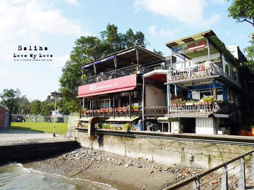淡水老街景觀餐廳Pescador Cafe 漁夫先生 (31)