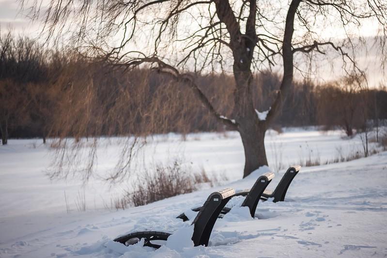 Matelas hivernal