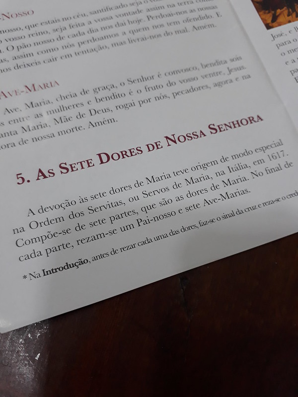 As Sete Dores de Maria