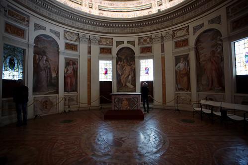 Palazzo Farnese: sale interne