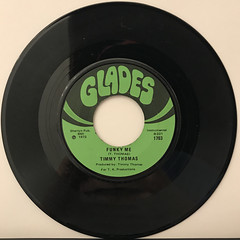 TIMMY THOMAS:WHY CAN'T WE LIVE TOGETHER(RECORD SIDE-B)
