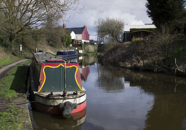 Macclesfield Canal, Pentax K-5, HD PENTAX-DA 21mm F3.2 ED AL Limited