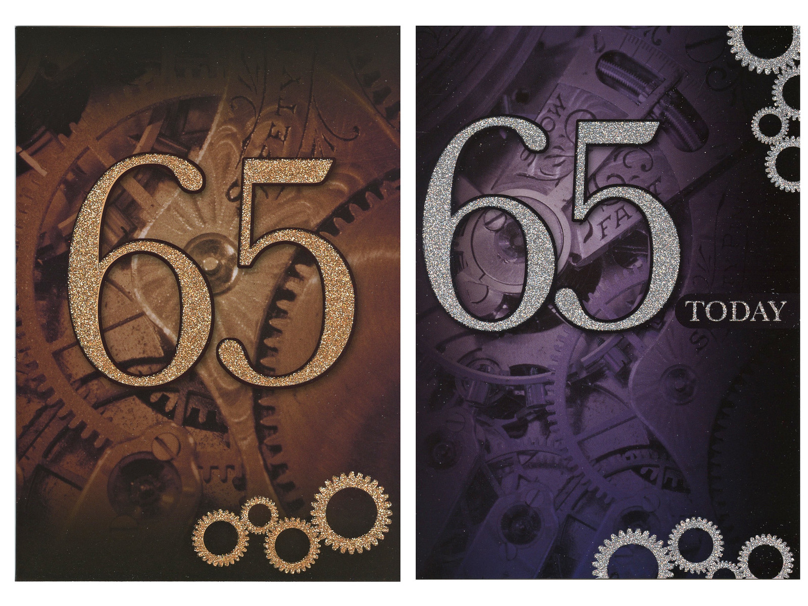 Details About MALE 65 TODAY 65TH BIRTHDAY CARD 1ST PP GREETING