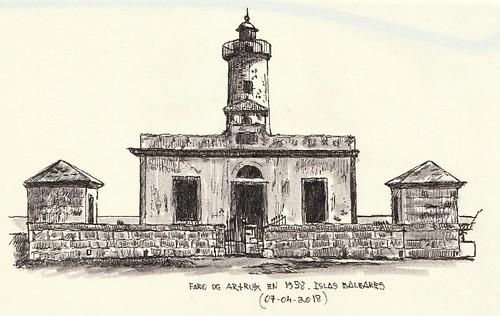 Faro de Artrutx (Menorca)