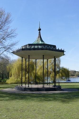 Bandstand, Regent's Park