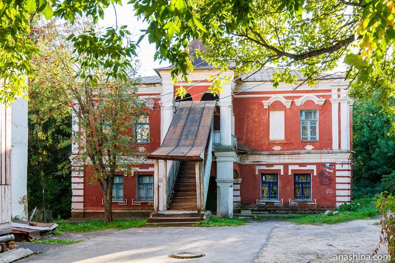 Палаты Макарова, Калуга