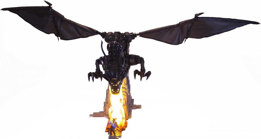 Dragon LEGO MOC